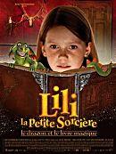 sortie dvd Lili la petite sorciere