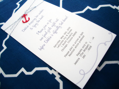 bachelorette party invitations. for the achelorette party