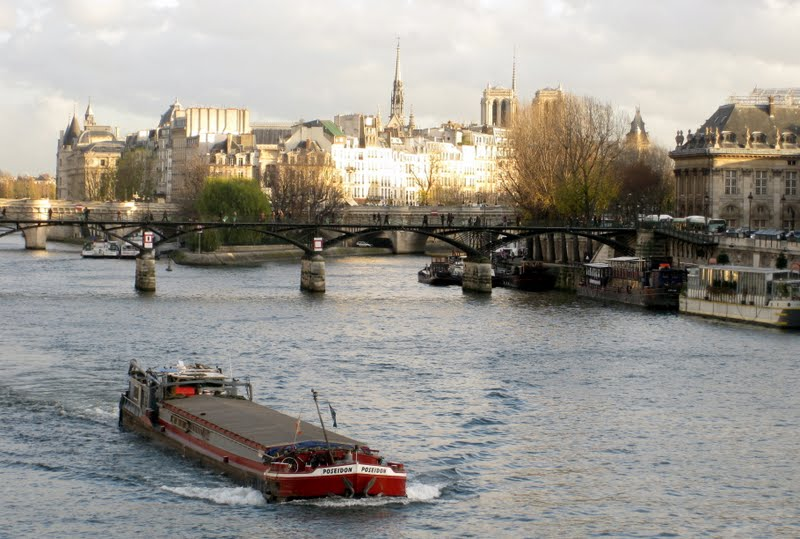 The Seine Paris