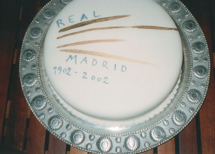 100 Años del Real Madrid