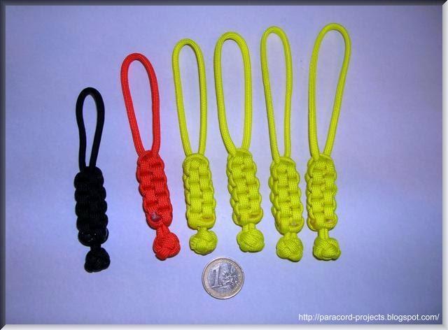 how to start a zipper lanyard