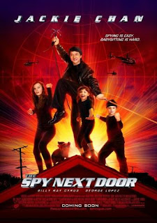 <br />El Super canguro. The Spy Next Door (2010)