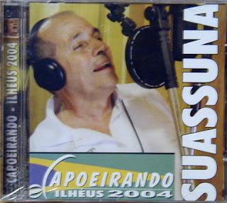 Mestre Suassuna Capoeirando Ilheus 2004