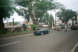 Naga City, the heart of Bicolandia.