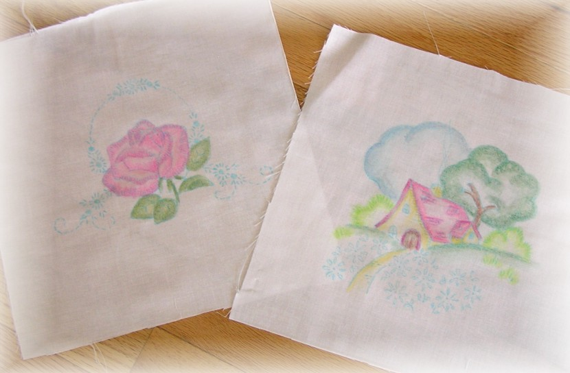 Kitty And Me Designs Vintage Embroidery Patterns