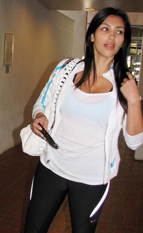 kim kardashian without makeup before. kim kardashian without makeup
