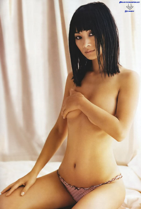 Home bai ling nude star wars sexy and