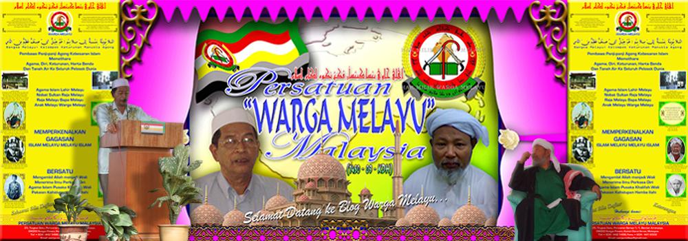Warga Melayu