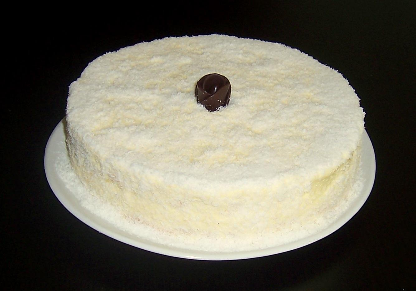 Around the World - in favorite recipes: Raffaello Torte