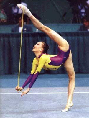gymnastics is usually divided into men s and women s gymnastics