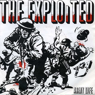 The Exploited [ Punk ] THE+EXPLOITED+-+ARMY+LIFE+EP+(1980)