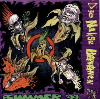 DIE NAKSE BANANEN - BUMMER '98