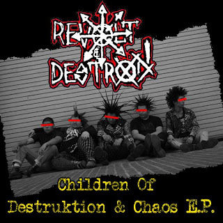 REVOLT & DESTROI! - CHILDREN OF DESTRUKTION & CHAOS EP