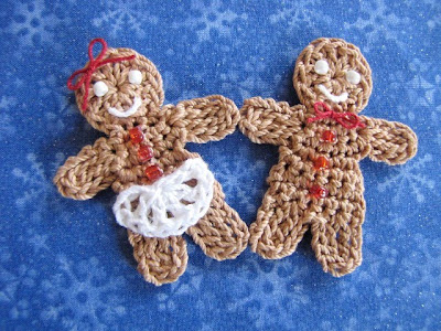 CROCHET GINGERBREAD MAN | How To Crochet