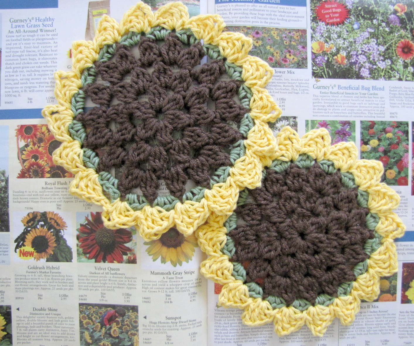 FREE CROCHET DISH TOWEL PATTERNS - Crochet and Knitting Patterns