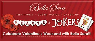 Bella Sera Valentines Weekend Pittsburgh