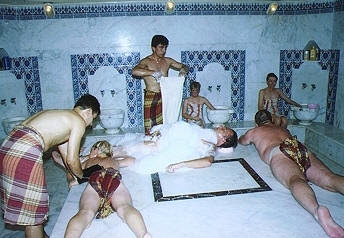 Turkish Bath Men