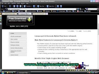 navegador lunascape