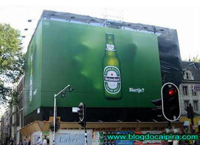 anuncio de cerveja