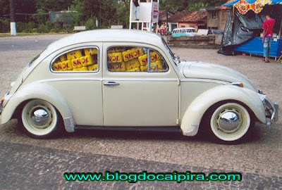 fusca mais lindo do mundo