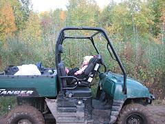 4-wheeling - Avery Style!