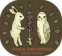 Folk Reveries Etsy Team