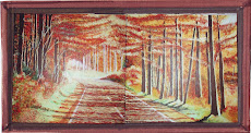 'Autumn Tunnel' : Personal Collection of Puan Zamrah & En Rosdin Abas