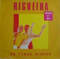 RIGHEIRA - No Tengo Dinero (1983)