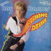 KAY FRANZES - Burning Desire (Hot Burning Mix) (1986)