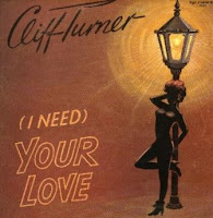 CLIFF TURNER - I Need Your Love (1987)