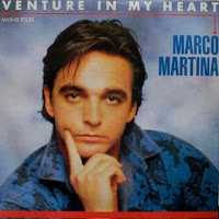MARCO MARTINA - Venture In My Heart (1986)