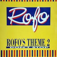 Cover Album of ROFO - Rofo's Theme 2 (1990)