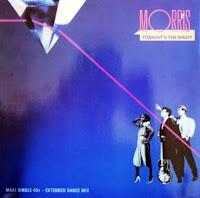 Cover Album of MORRIS - Tonight's The Night (1985)