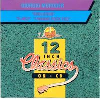 GIORGIO MORODER - 12 Inch Classics On Cd (1992)