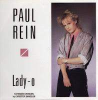 PAUL REIN - Lady-O (1986)