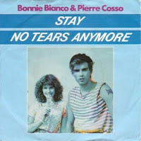 BONNIE BIANCO & PIERRE COSSO - Stay & No Tears Anymore (1987)