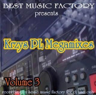 DJ Krzys-pl - Mega Mix Vol. 03