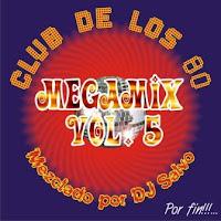 DJ SALVO - Club De Los 80 Megamix Vol. 5 (2008)