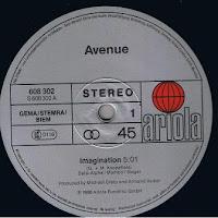 AVENUE - Imagination (1986)