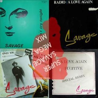SAVAGE - Super Savage Mega Mix (Mixed By Maxine Ferrara)