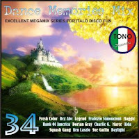 DANCE MEMORIES MIX 34 (2008)