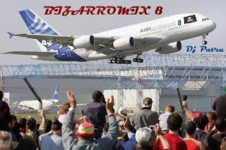DJ PATRU - BIZARROMIX 8 (2009)