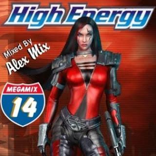 DJ ALEX MIX - High Energy Mix 14 (2007)