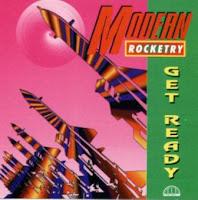 MODERN ROCKETRY - Get Ready (CD 1996)