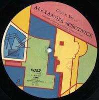 ALEXANDER ROBOTNICK - C' est La Vie (1987)