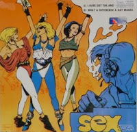 SEX BAND - I Have Got The Answer (Yes I Do) (1984)