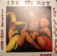 JOE McROY & THE SALOON GIRLS BAND - Little Cowboy (1987)