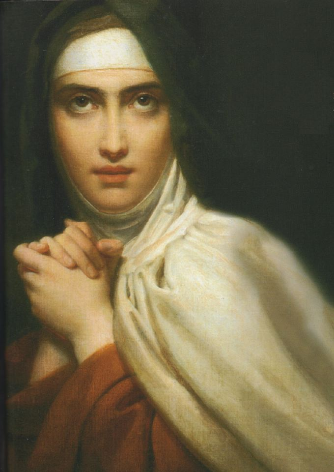 Spiritual Woman St Teresa Of Avila 39 S Interior Castle