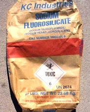 Sodium Silicofluoride - Sodium Hexafluorosilicate
