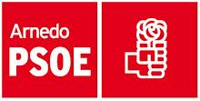 Página web del PSOE de Arnedo